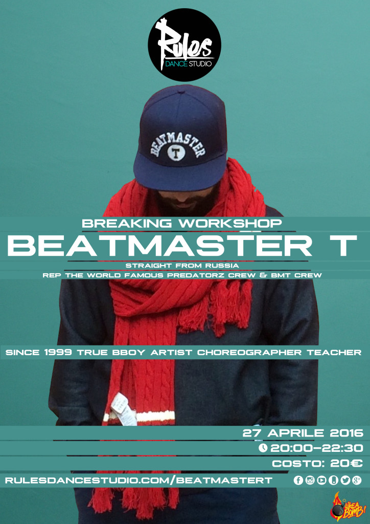 Beatmaster RULES